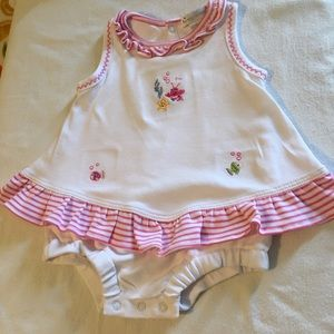 Gorgeous outfit in cotton
